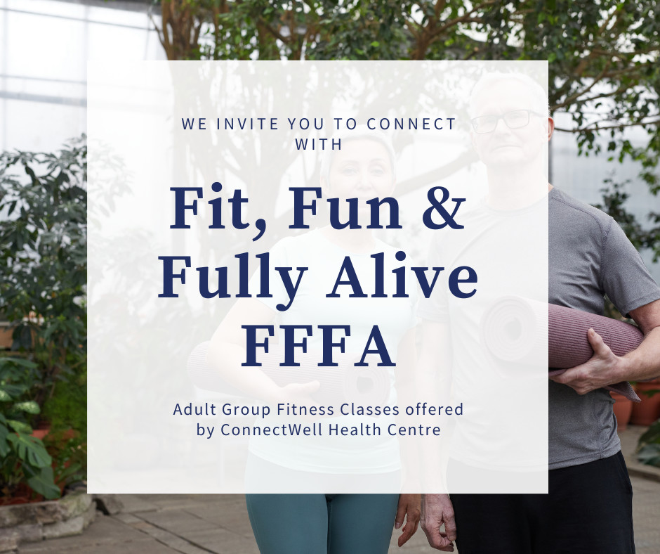 Adult Group Fitness
