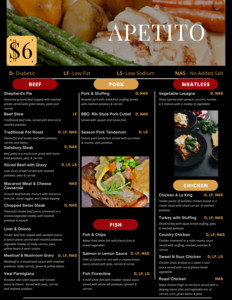 <strong>Apetito Menu</strong><br />This is one company