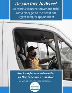 Looking for Volunteer Drivers