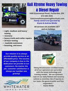 K&A Xtreme Heavy Towing & Diesel Repair